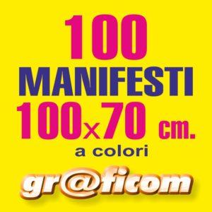 manifesti 100x70 100