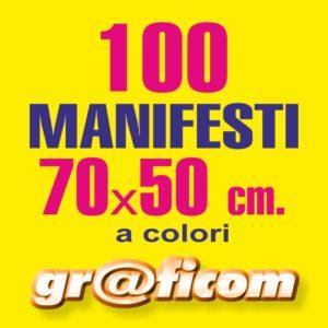 manifesti 70x50 100