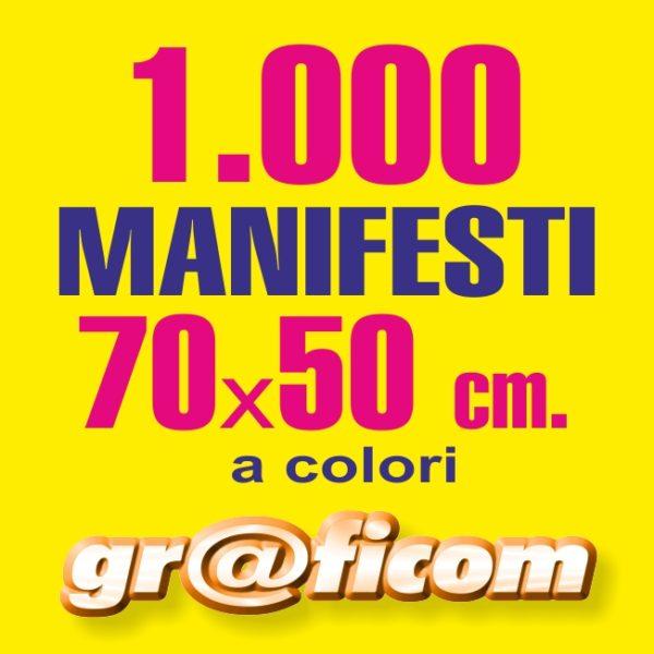 manifesti 70x50 1000