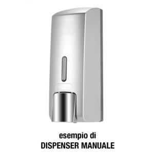 DISPENSER MANUALE PER LAVAMANI