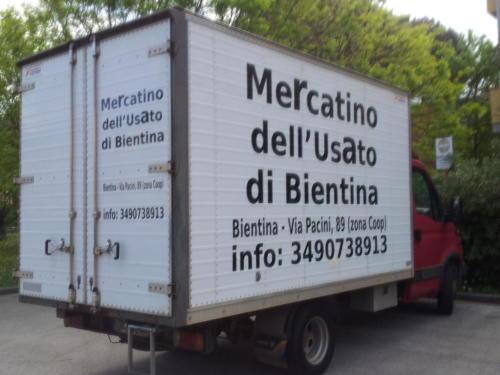 Graficom personalizzazione furgoni