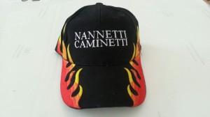 Cappello baseball ricamato